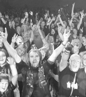 Photos of you lovely lot!