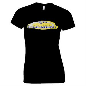 Womens 5th Element band t-shirt