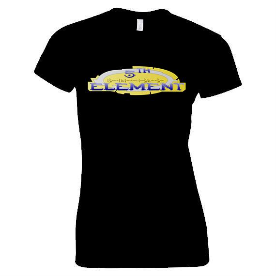 Womens 5th Element band t-shirt